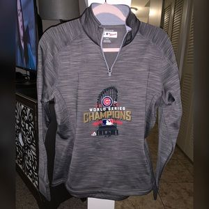 Brand New Cubs Champs 16' Pullover
